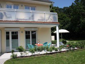 Ferienwohnung Ostseerausch mit Terrasse