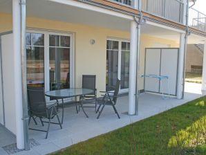 Ferienwohnung Boje Nr. 04 mit Terrasse
