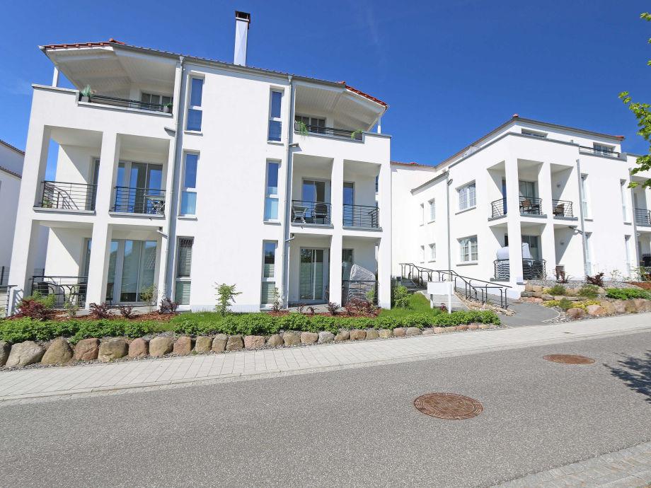 Außenaufnahme 07 mit Balkon in der Villa Antje
