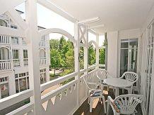 Ferienwohnung 422 mit Balkon im Haus Baabe