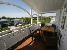 Ferienwohnung 432 mit Balkon im Haus Baabe