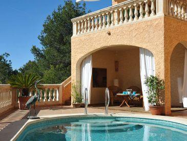 Villa ID 2514 Costa de la Calma