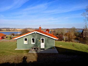 Ferienhaus Marina Hülsen - Skipper-Lodge Nord