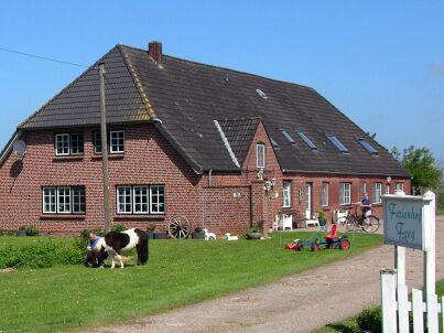 Ferienhof Frey, Wohnung für 4 Personen