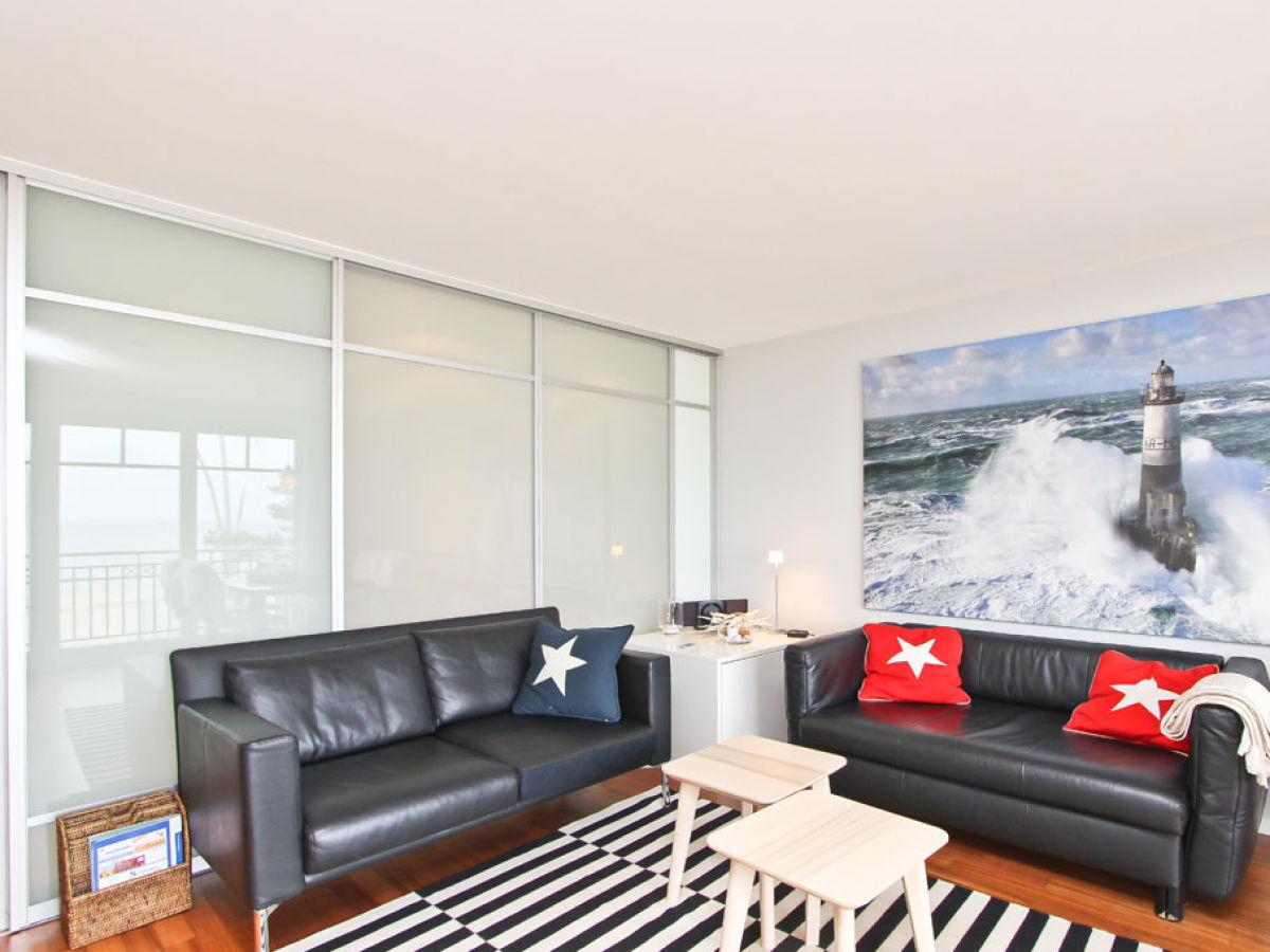 Ferienwohnung appartement sunrise niendorf ostsee firma b bs appartements herr bastian wegner - Tote ecke wohnzimmer ...