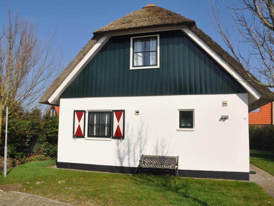 Herzlich willkommen in der Villa Buitenplaats 59