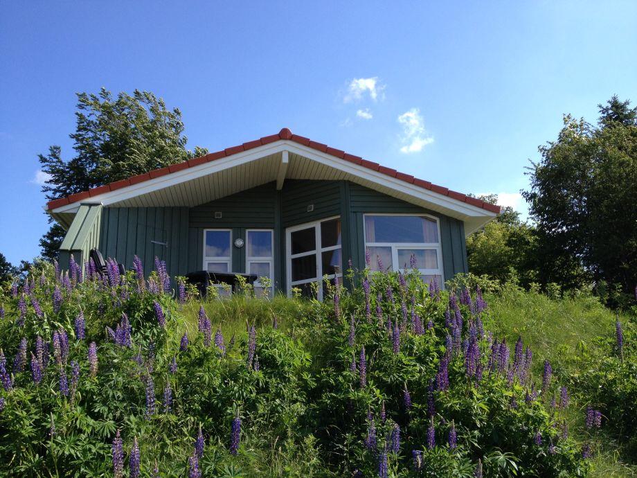 Außenansicht - Skipper-Lodge Süd