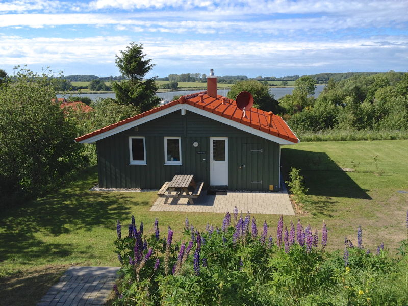 Ferienhaus Marina Hülsen - Skipper-Lodge West