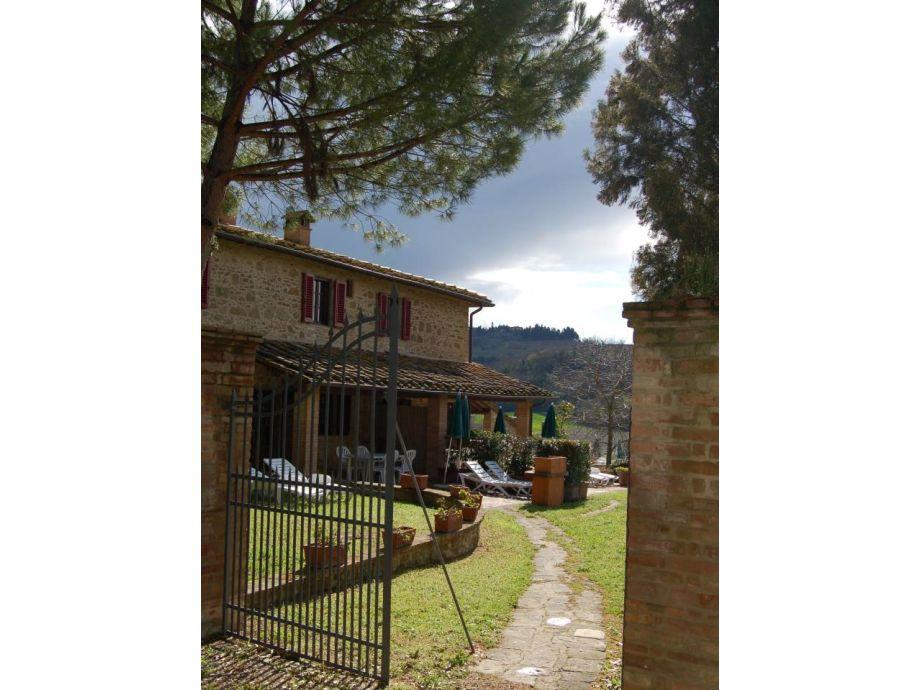 La Margherita liegt in diesem Haus