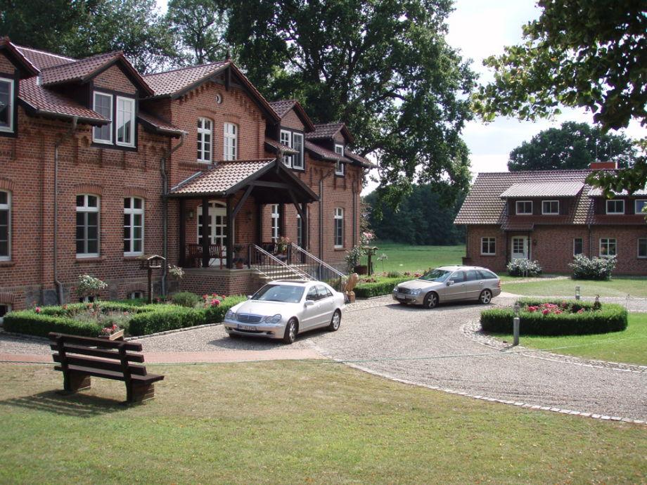 Landhaus Helga - rechts im Bild