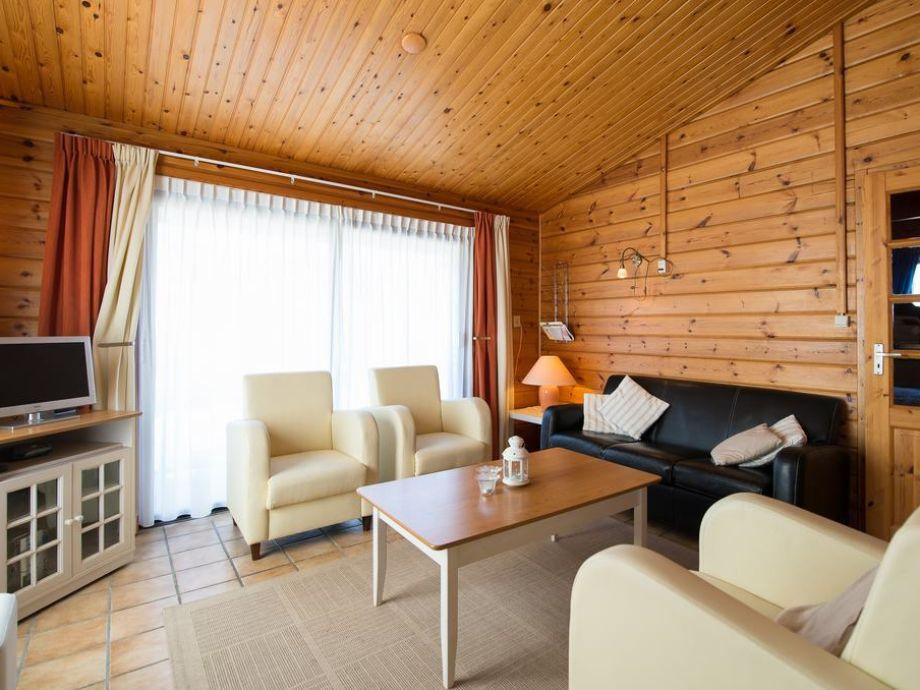 Wohnzimmer Finse Bungalow