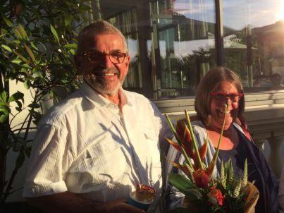 Ihr Gastgeber Maria & Hubert Feilen