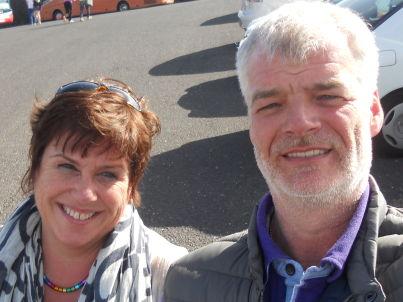Ihr Gastgeber Friedhelm und Birgitta Janßen