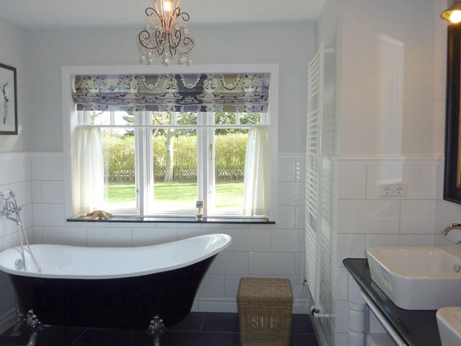 Wer träumt nicht von so einer Badewanne?