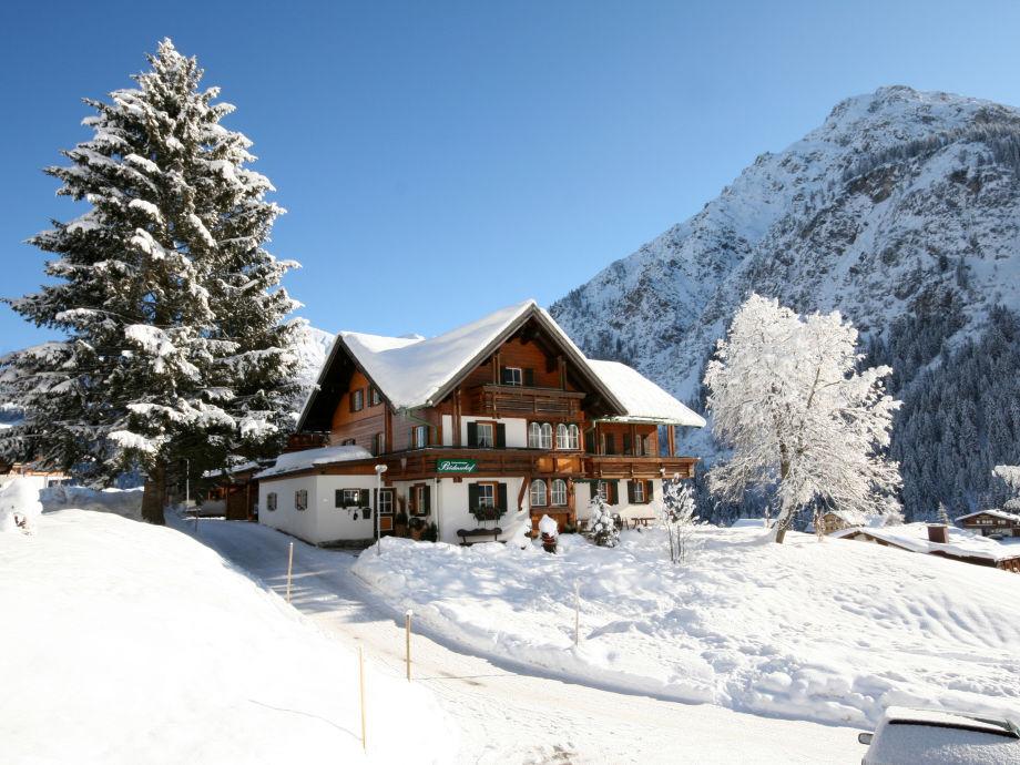 Bödmerhof im Winter