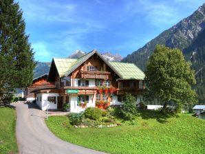 Ferienwohnung Hammerspitze im Bödmerhof, Toplage, urige Gemütlichkeit