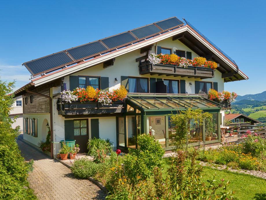 Haus Bergland Sommer