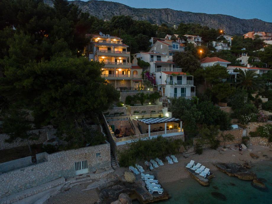 """Außenaufnahme A1 in """"Villa Leonarda"""""""