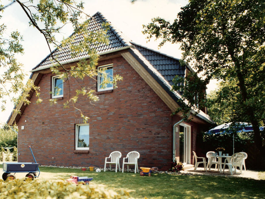 """Das Ferienhaus """"Zum Leuchtturm"""""""