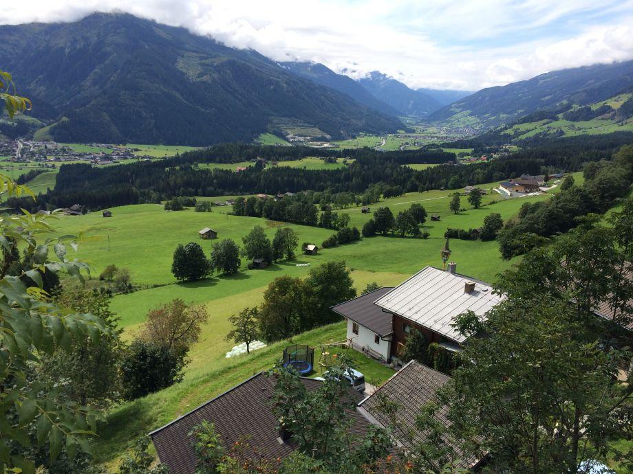 Ferienhaus mit herrlichem Panorama
