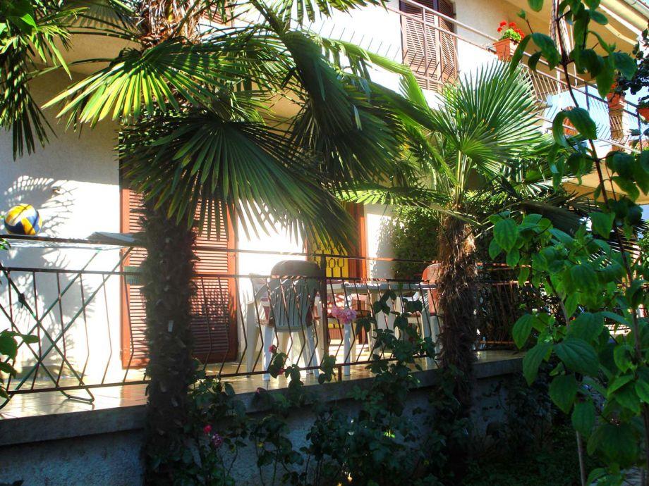 Terrace im Garten