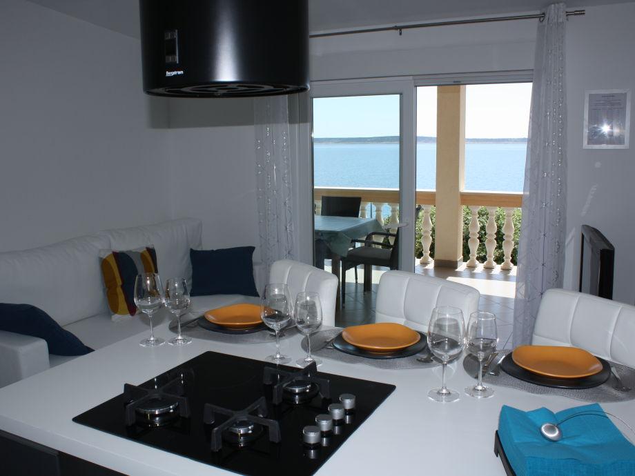 Ausstattung Apartments Iris 4 + 1