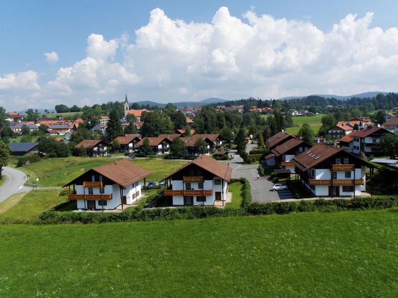 Ferienwohnung im Obergeschoß am Nationalpark Bayerischer Wald