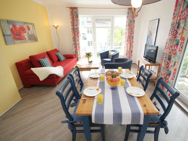 Ferienwohnung 4 im Haus III Grüntal-Residenz