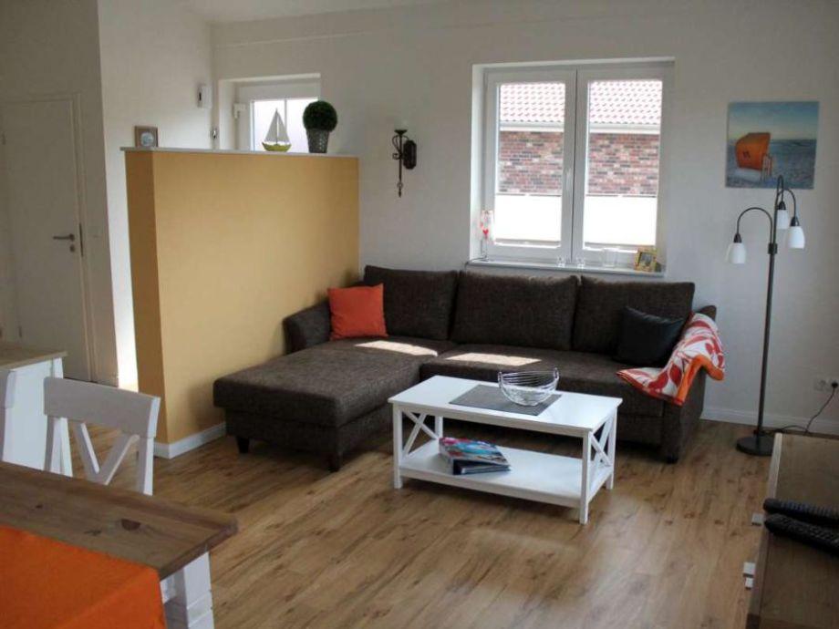 Gemütliches, großes Sofa