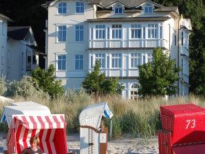 Ferienwohnung Strandeck-Sinfonie