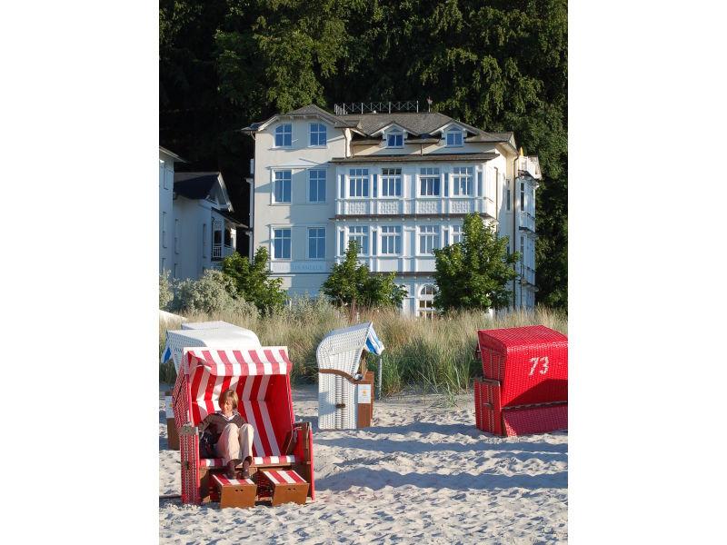 Holiday apartment Strandeck-Sinfonie