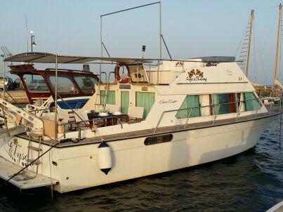 Elysa, Hausboot in Marzamemi