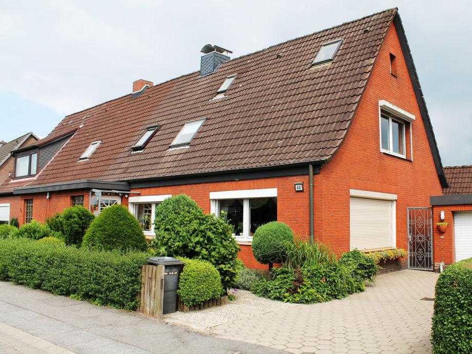 Außenaufnahme in Lübeck