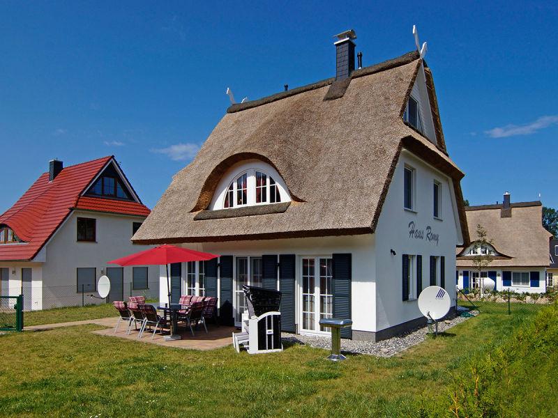 Reetdachferienhaus Romy Espenweg 16