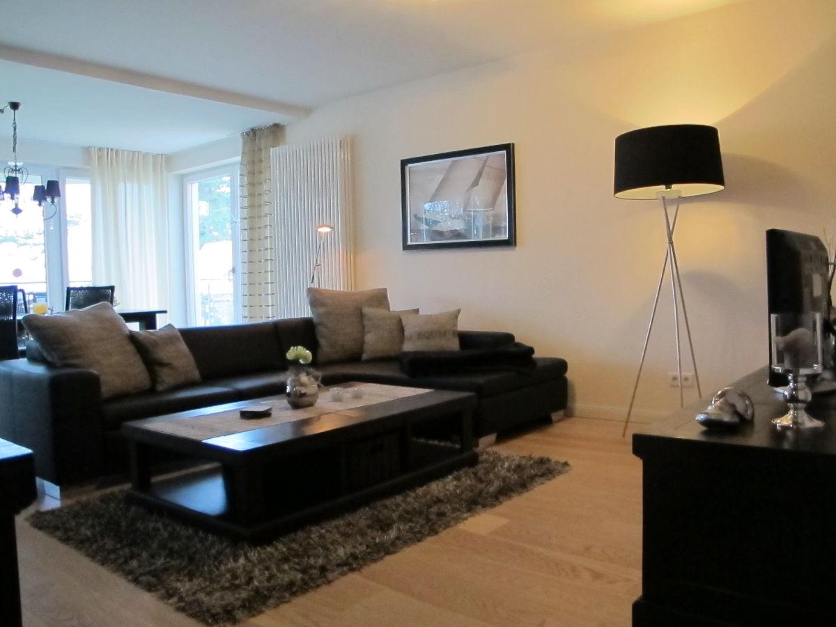 ferienwohnung domizil am meer strandallee timmendorfer. Black Bedroom Furniture Sets. Home Design Ideas