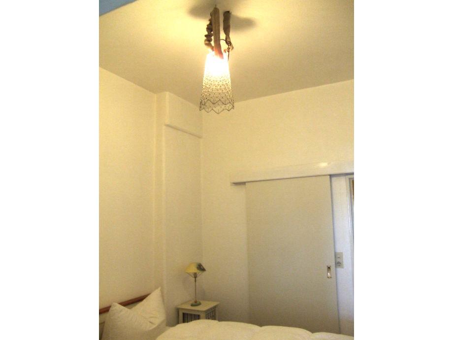 Ferienwohnung haus am meer app 21 frau marion brombach for Deckenlampe schlafzimmer