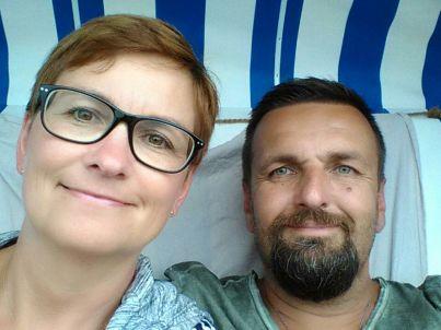 Ihr Gastgeber Sandra und Ralf Gulben