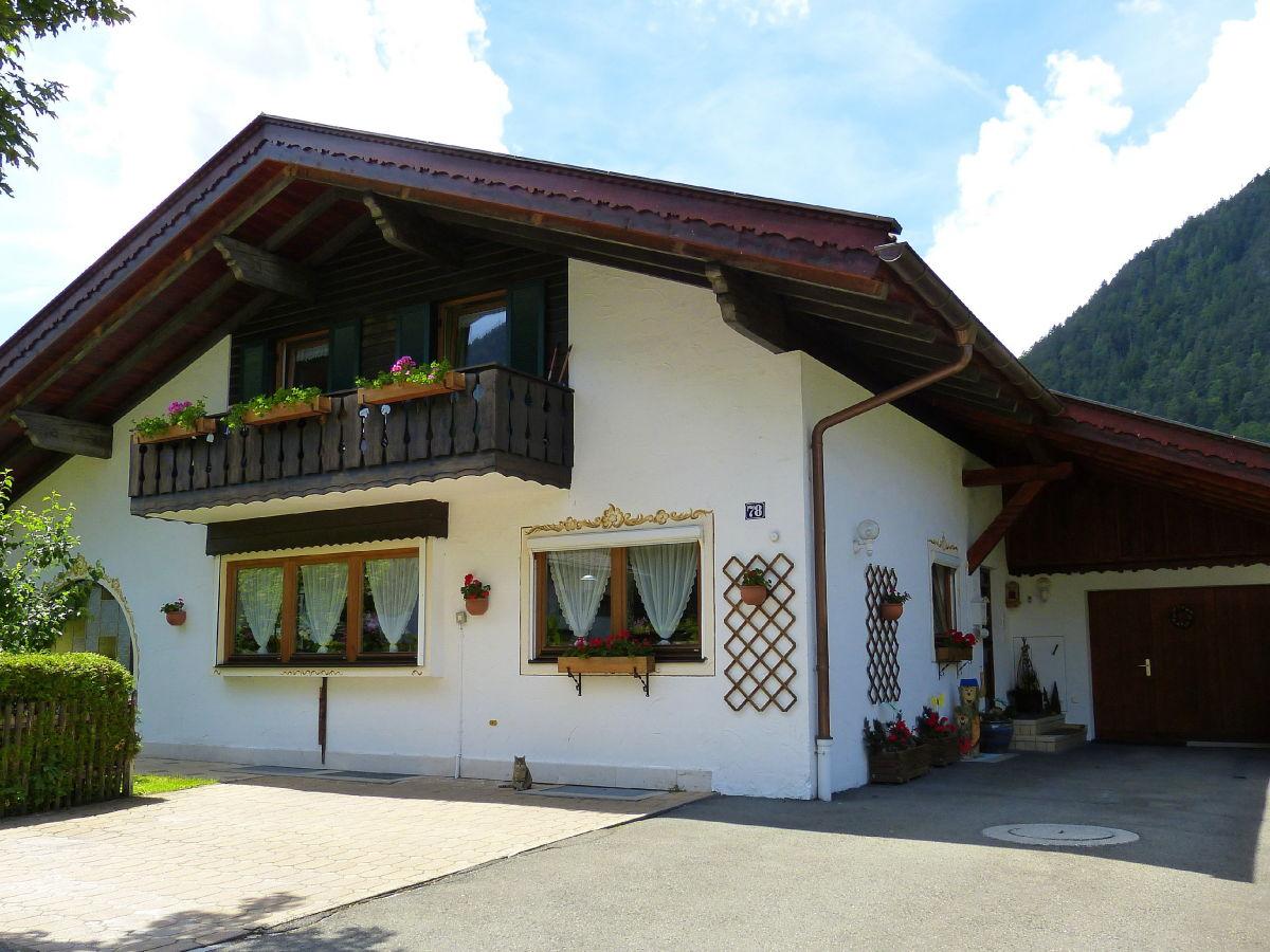 Wohnung Garmisch Partenkirchen