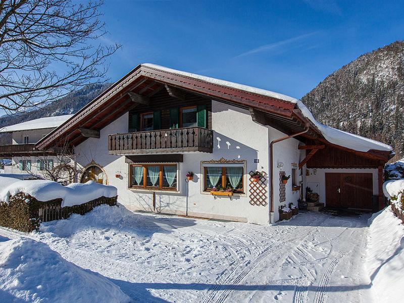 Ferienwohnung Wetterstein im Haus Karwendel