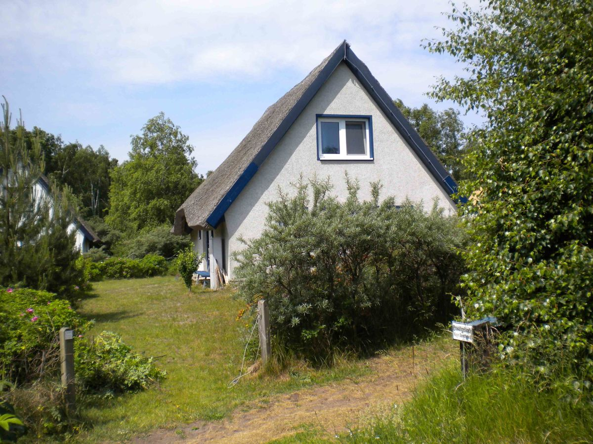 Ferienhaus Reetdachhaus auf Hiddensee Ostseeinsel Herr