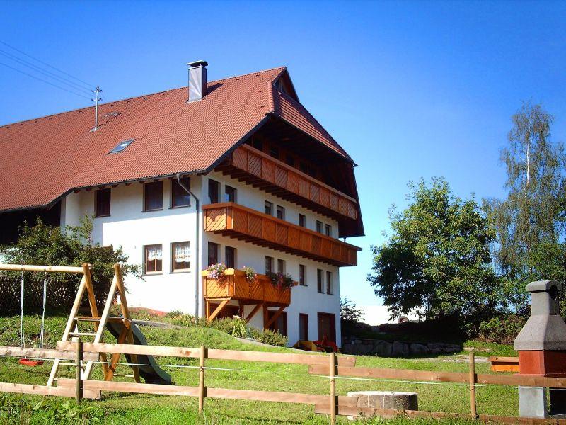 Ferienwohnung Haus auf dem Eckenbauernhof