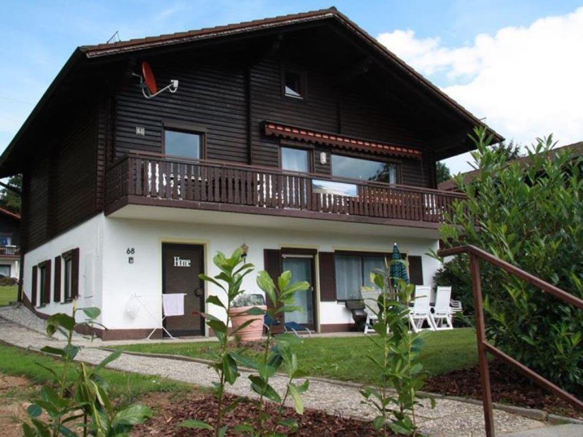 Ferienhaus am see mit bergblick bayrischer wald lamer for Ferienhaus am see