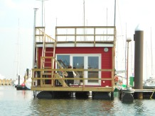 Hausboot Lottas meerZeit mit Kamin!