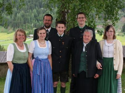 Ihr Gastgeber Petra und Ferdinand Brunner