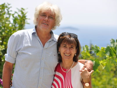 Ihr Gastgeber Daria und Werner Hartmann