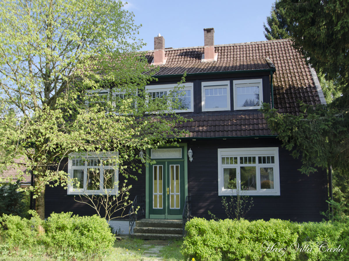 ferienhaus harz villa carla harz niedersachsen goslar. Black Bedroom Furniture Sets. Home Design Ideas