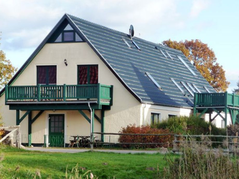 """Haus """"Fischerei"""" am Plauer See"""