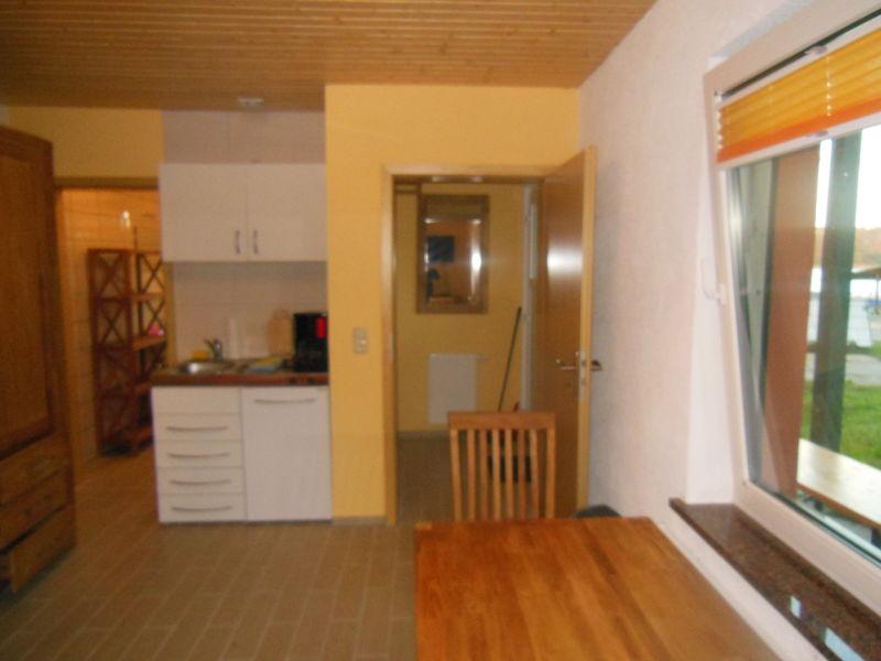 "Holiday apartment holiday flat ""Rohrdach"" at Lake Plau"