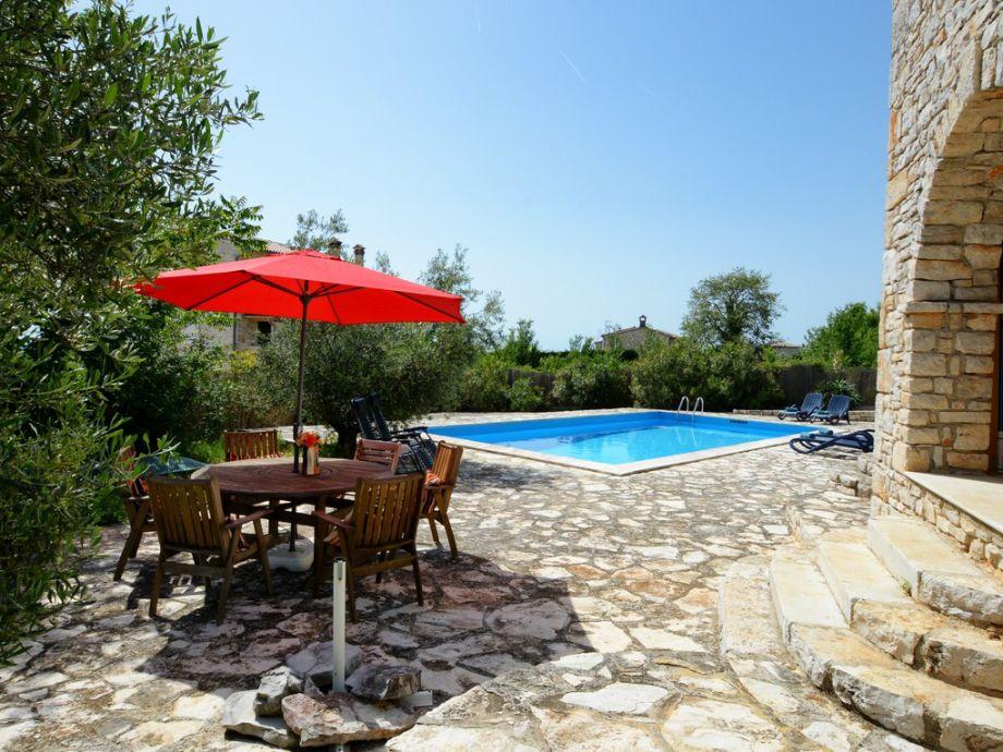 Casa Rovo Garten und Pool