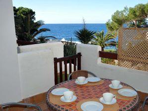 Ferienwohnung mit Meerblick in Sant Elm ID 2497